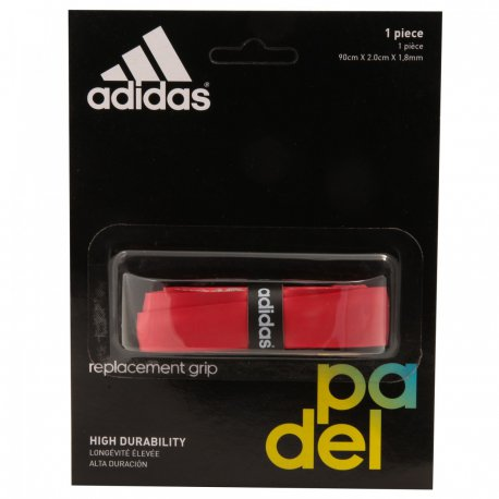 accesorio padel adidas replacement grip logo performance