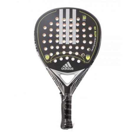 pala de padel adidas real power attk ltd