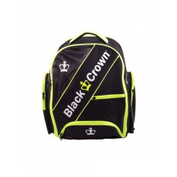 mochila de padel black crown