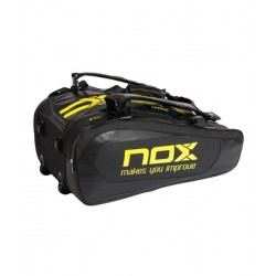 paletero de padel nox trolley luxury ml