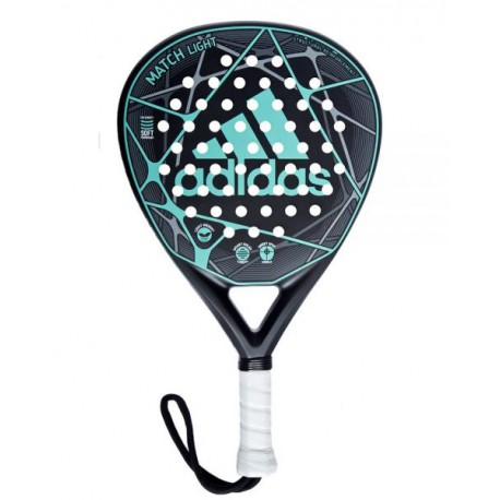 pala de padel adidas match 18 light