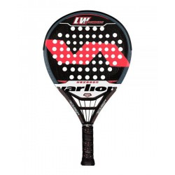 pala de padel varlion lw carbon hexagon difusor