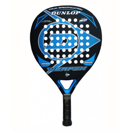 pala de padel dunlop weapon