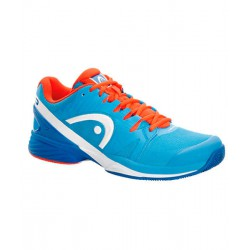 zapatillas de padel head nitro pro blue flame