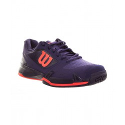 zapatillas de padel wilson rush pro 25 clay woman