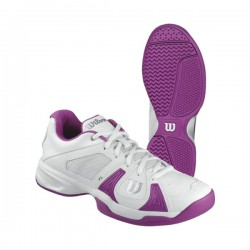 zapatillas de padel wilson rush open woman