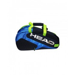 paletero de padel head elite padel supercombi