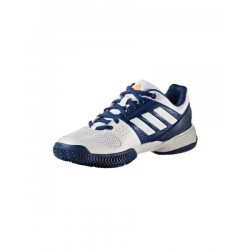 zapatillas de padel adidas barricade club xj junior