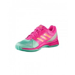 zapatillas de padel adidas barricade club women