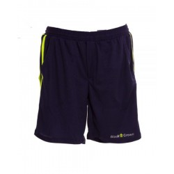pantalon corto de padel black crown ball