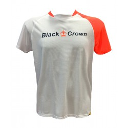 camiseta de padel black crown delfos