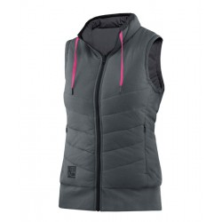 chaleco de padel head transition t4s reversable vest