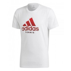 camiseta de padel adidas category