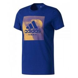 camiseta de padel adidas category ten