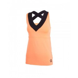 camiseta de padel black crown nusa