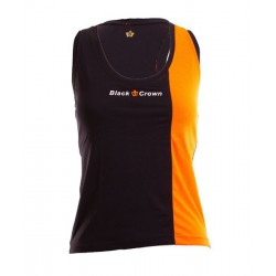 camiseta de padel black crown berna
