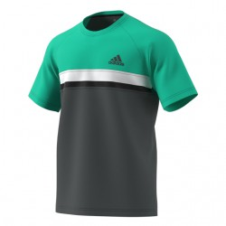 camiseta de padel adidas Club colorblock
