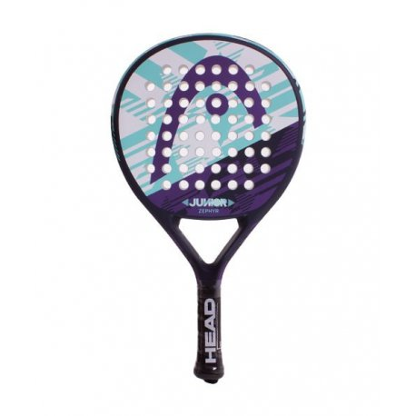 raqueta padel head zephyr junior
