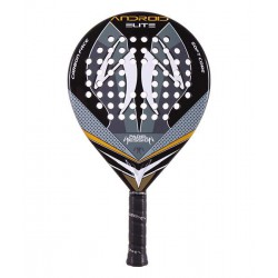 pala de padel padel session android elite carbon