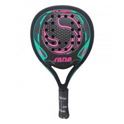 pala de padel sane total carbono king