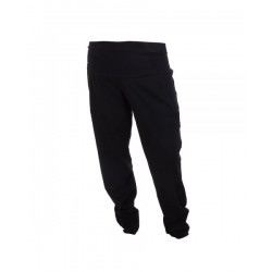 pantalon largo de padel varlion negro 12mds22