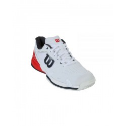 zapatillas de padel wilson rush pro 25 clay