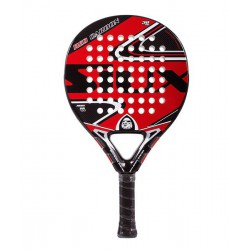 pala de padel siux red carbon