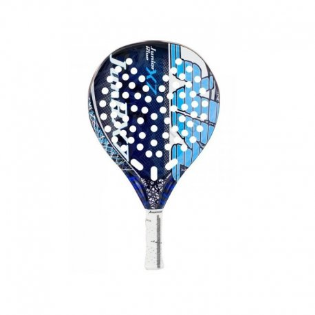 raqueta padel akkeron junior blue x7