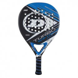 pala padel dunlop turbo soft