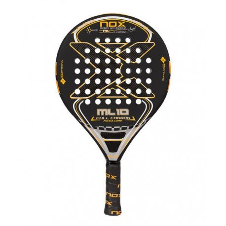pala padel nox ml 10 full carbon foam