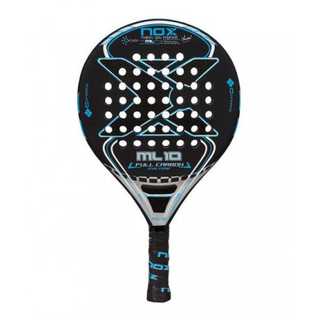 pala padel nox ml 10 full carbon eva