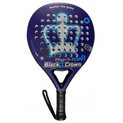 pala padel black crown piton 5 0 Soft