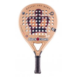 raqueta padel black crown piton 3 0
