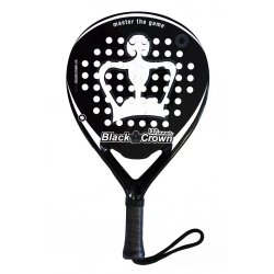 pala padel black crown winner