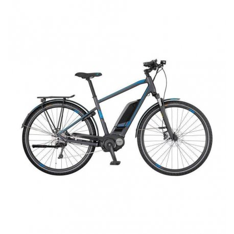 bicicleta Eelectrica scott e-sub tour men