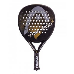 Pala de Pádel Head Graphene Tornado Control Ltd Gold