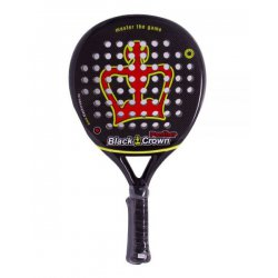 pala de padel black crown panther
