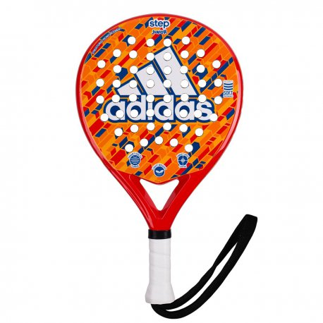 raqueta padel adidas step junior