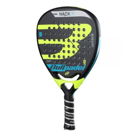 pala de padel bullpadel hack junior
