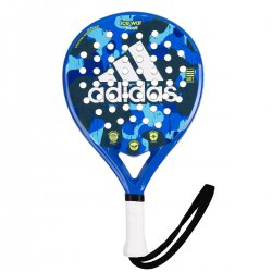 pala padel adidas ice war junior