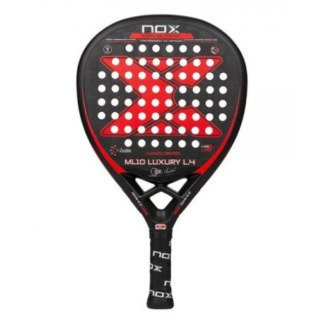 pala de padel nox ml10 luxury l.4