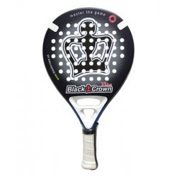 pala de padel black crown vita