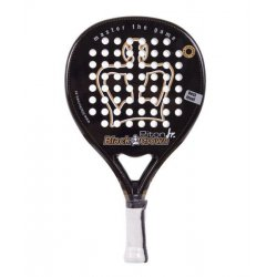 raqueta padel black crown piton jr